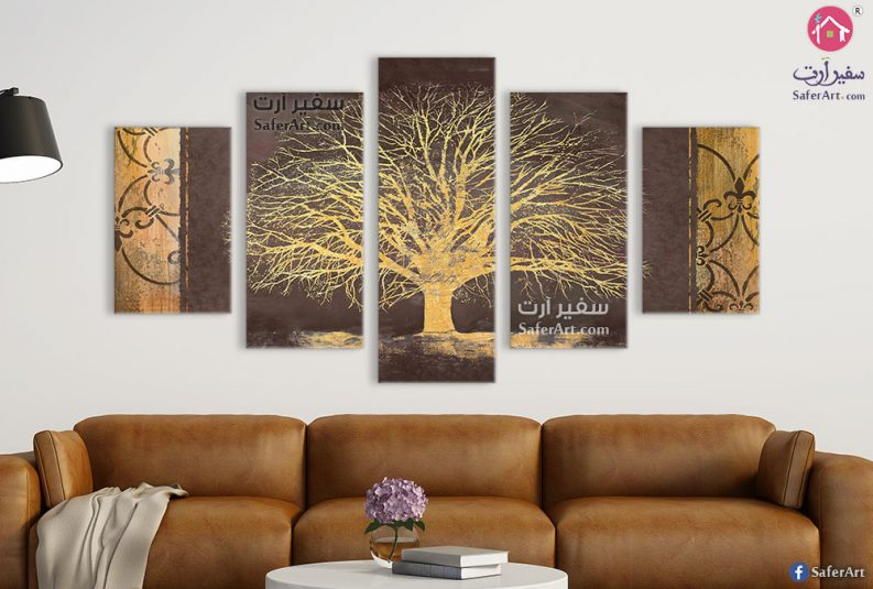 لوحات مودرن ديكور حوائط