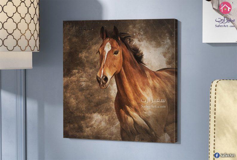 تابلوهات فنية للحصان للبيع فى مصر
