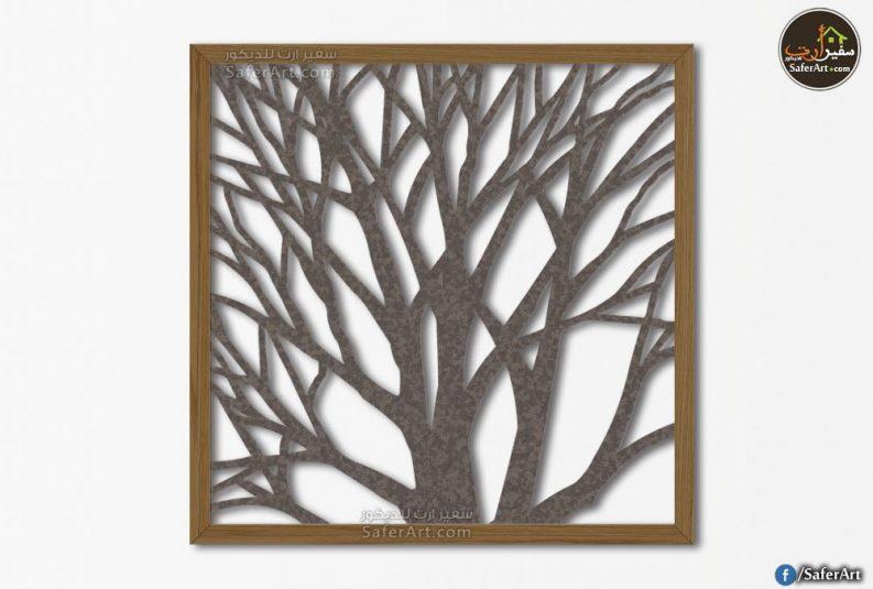 لوحات مودرن من الخشب المفرغ