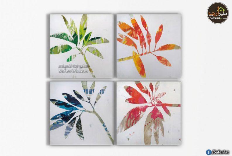لوحات ديكور-زهور