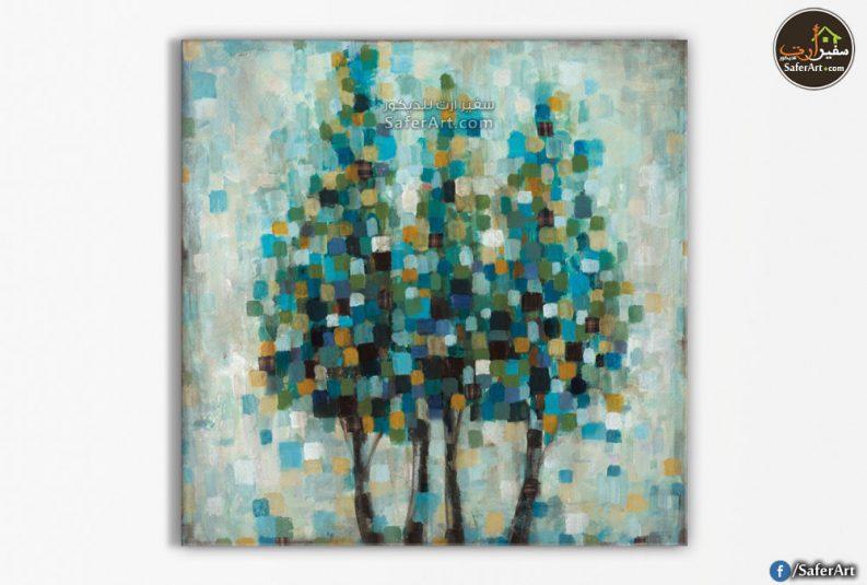 لوحه حائط-أشجار