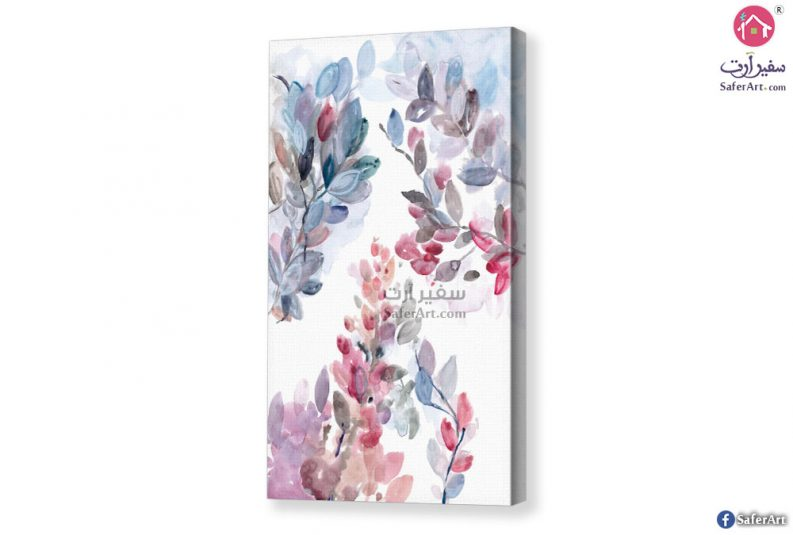 تابلوه مودرن -زهور الربيع