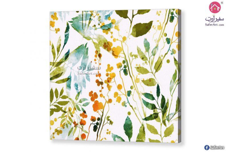 اوراق اشجار-ونباتات