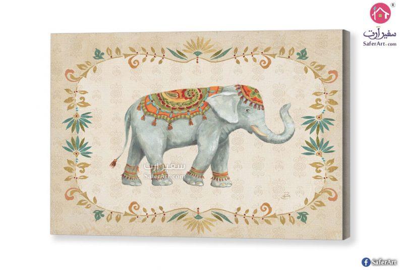 Elephant-Walk -art