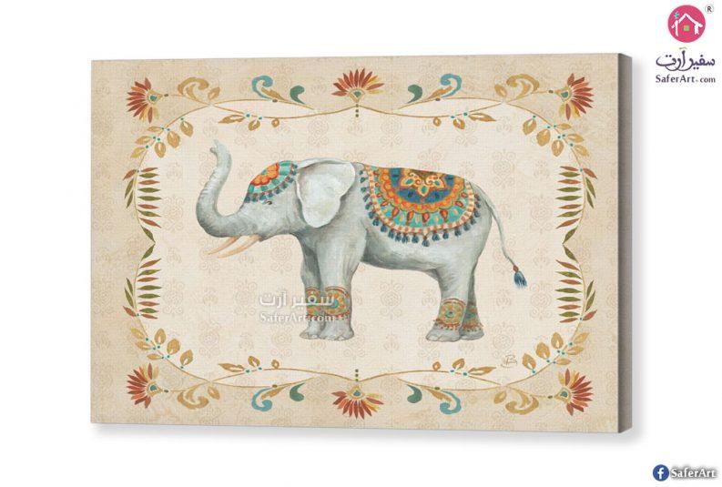 لوحه للديكور-فيل