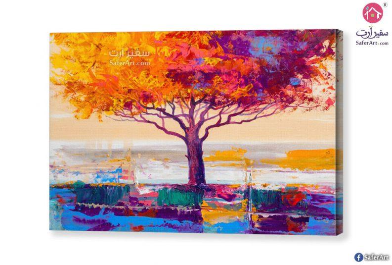 تابلوه-شجره الخريف