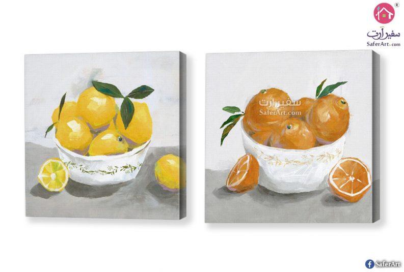 تابلوه – برتقال وليمون