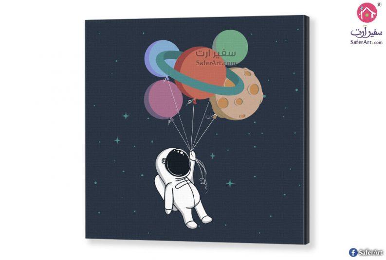 لوحه لمحبي الفضاء