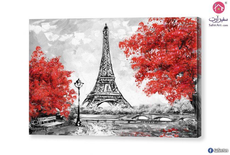 لوحه حائط – باريس