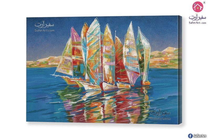 boats-blue-art
