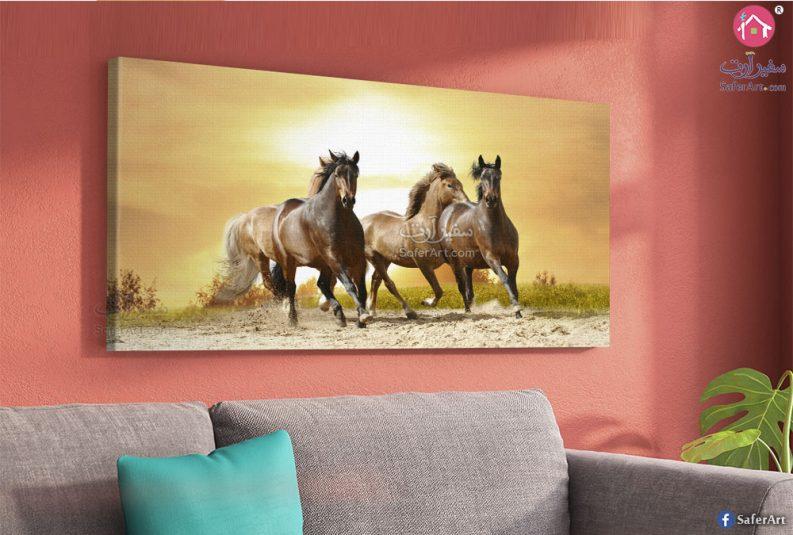 لوحات حصان ديكور