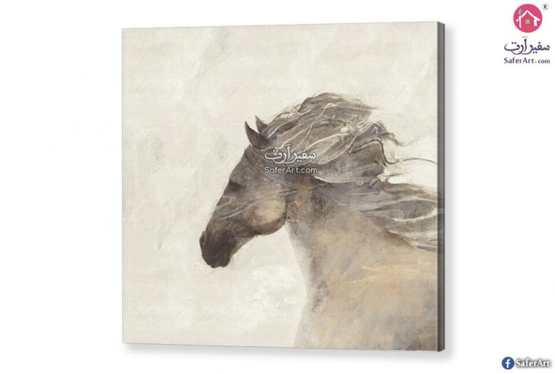 تابلوه مودرن – حصان