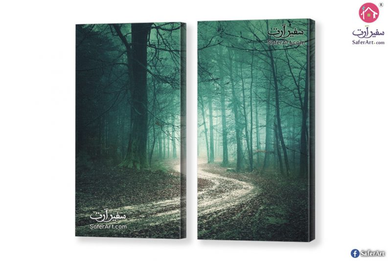wall-art-Forest