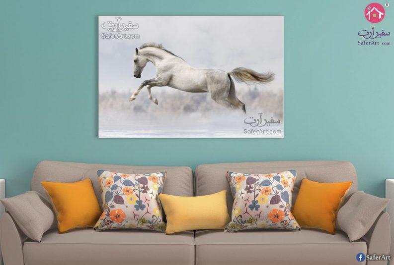 تابلوه مودرن الحصان