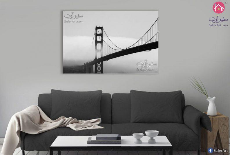 تابلوه مودرن جسر