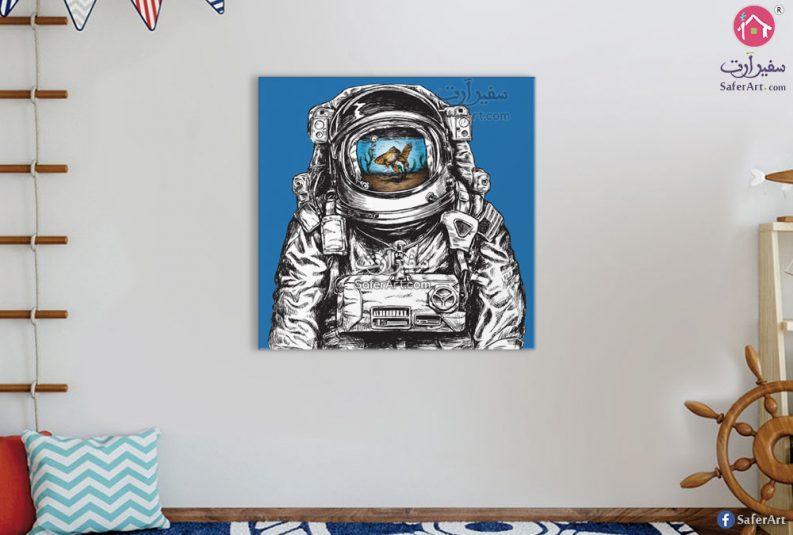 تابلوه مودرن مميز لمحبى الفضاء والاستكشافات