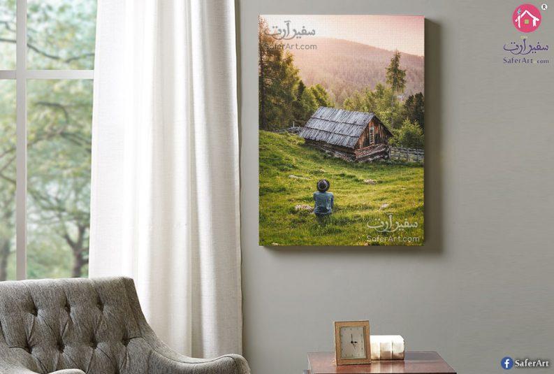 land-escape-canvas