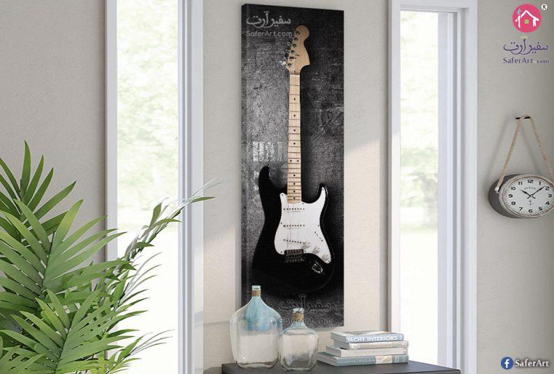 Guitar-wall-art