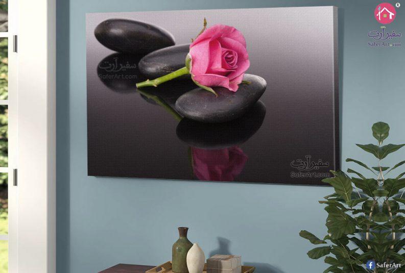 romantic-rose-wall-art