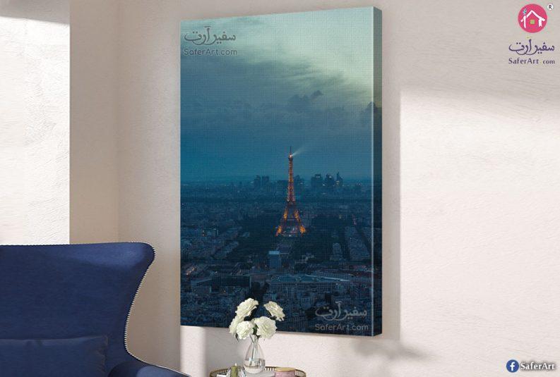 لوحه فنيه باريس