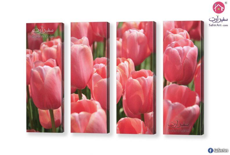 Tulips-canvas