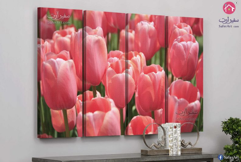 Tulips-wall-art