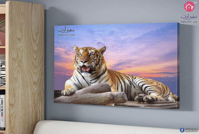 wall-art-tiger