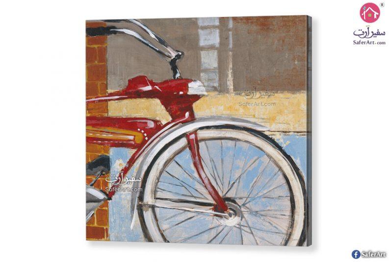 تابلوه حائط – دراجه