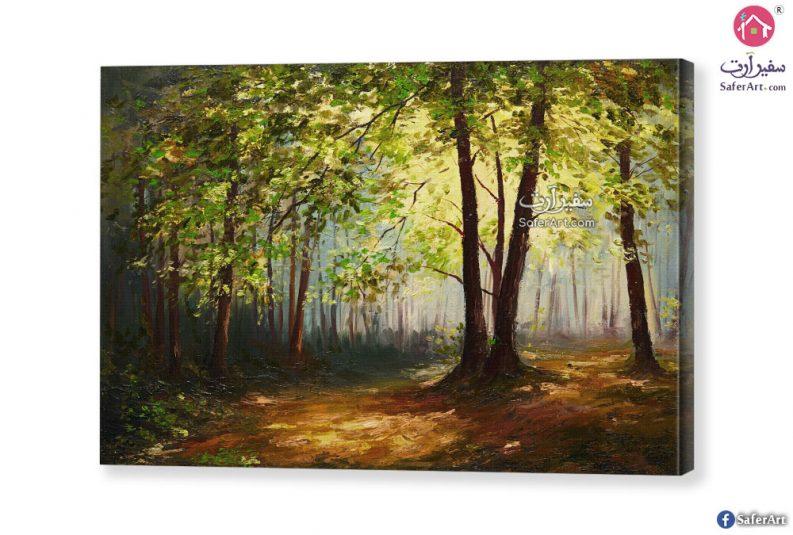 green-trees-art