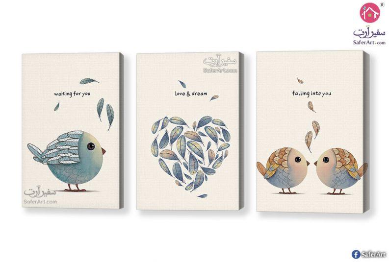 Birds-and-heart-canvas