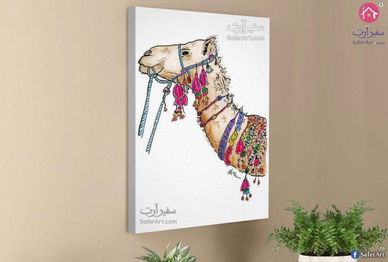 Camel-wall-art