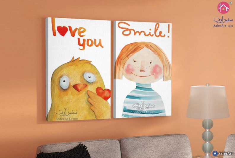 Children's-room-wall-art