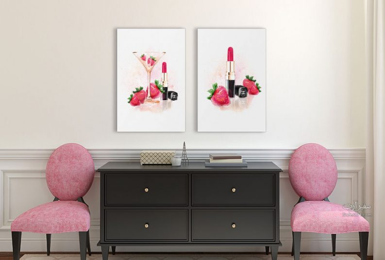 wall art for girls' rooms