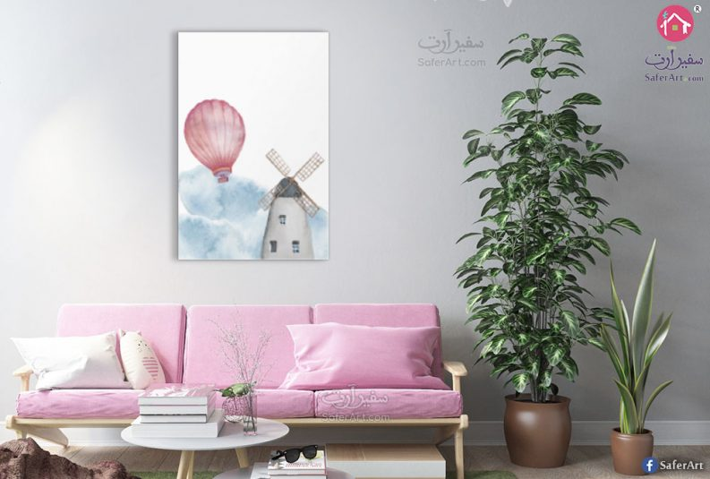 The-windmill-wall-art