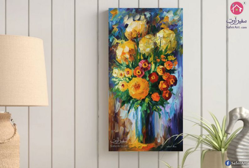 Vases-wall-art