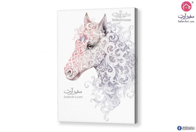 Horse-Victor-canvas