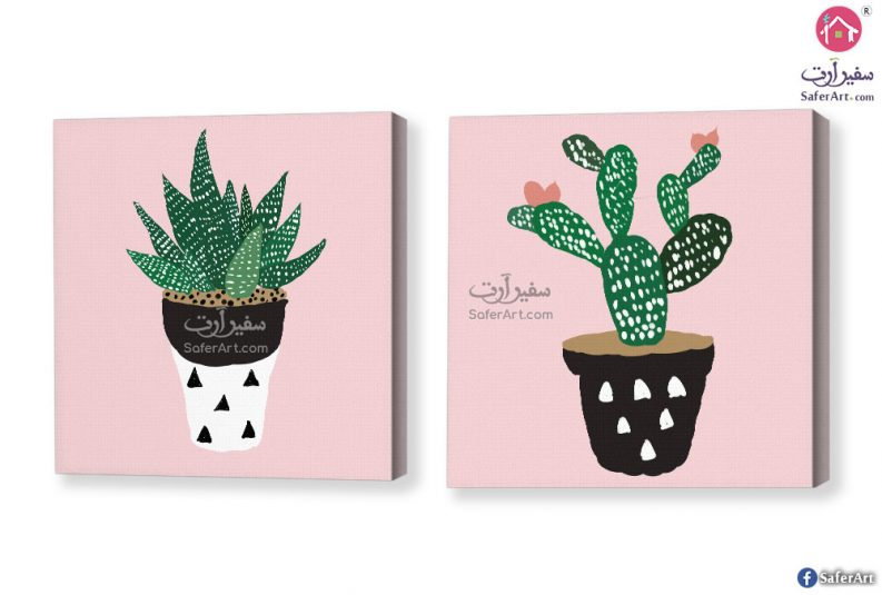 Plant-pot-canvas