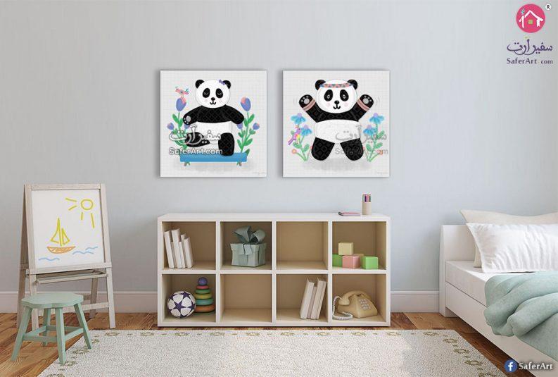 لوحة لغرف الأطفال