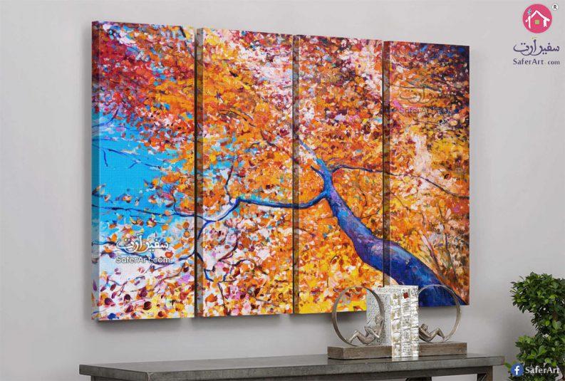 لوحات للخريف