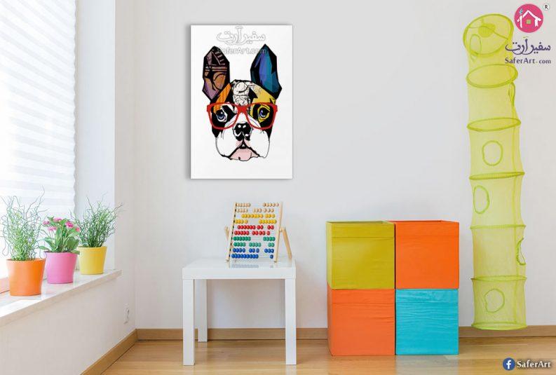 تابلوهات حائط حيوانات