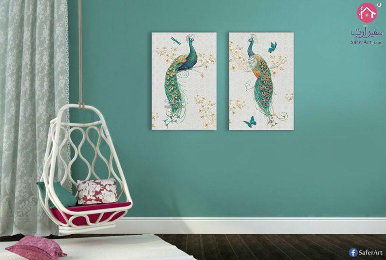 لوحات طاوووس