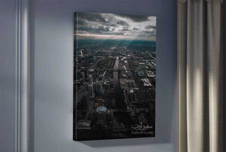 تابلوه مودرن مدن