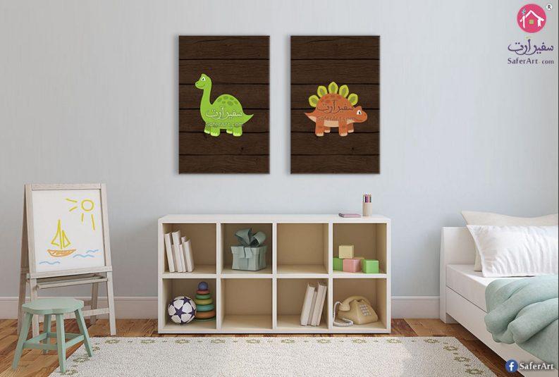 لوحات مودرن أطفال