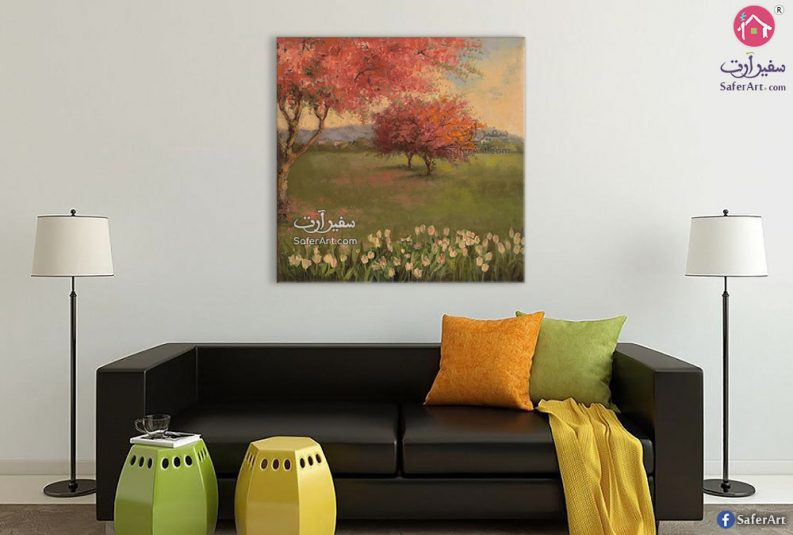 لوحات فنية منظر طبيعي