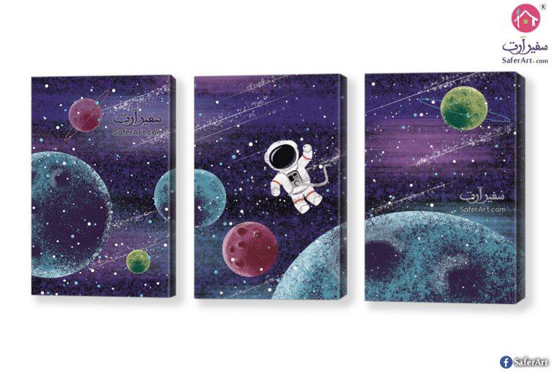 لوحات مودرن الفضاء