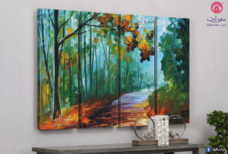 لوحات حائط رومانسيه