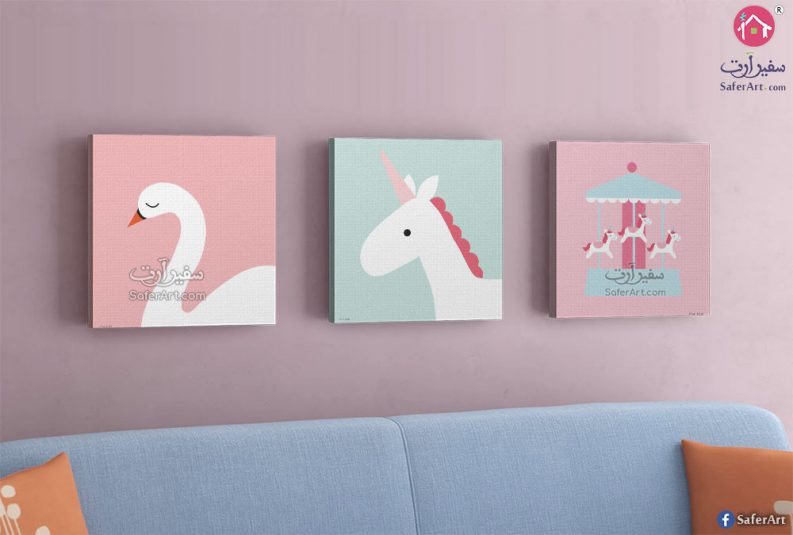 لوحات للأطفال