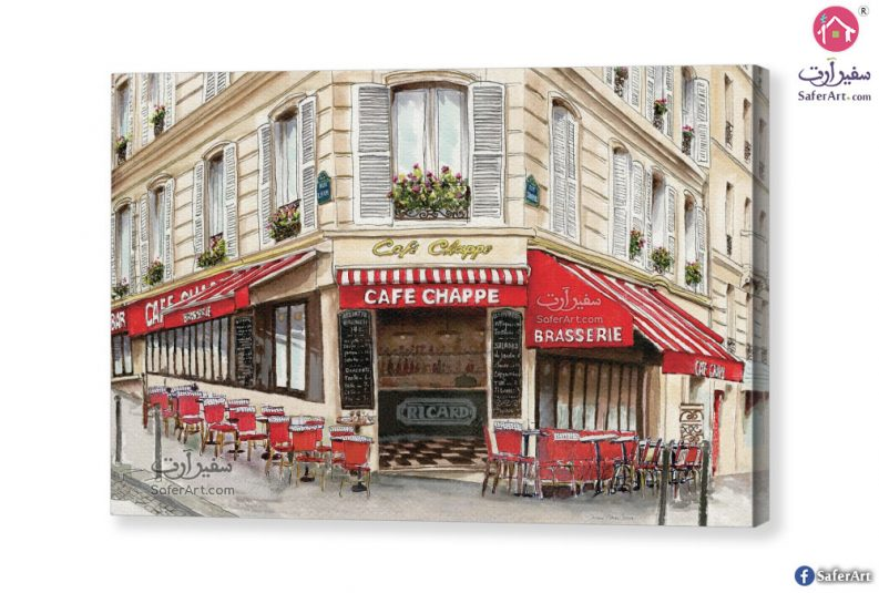 لوحات مودرن باريس