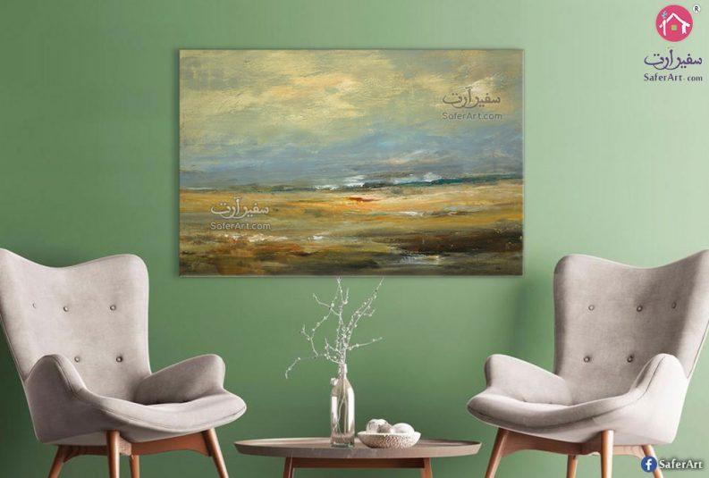 لوحات فنية مناظر طبيعية
