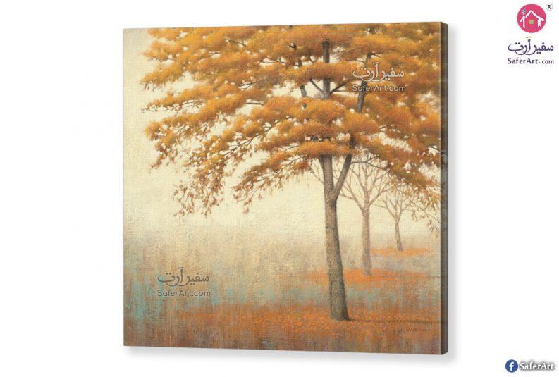 تابلوهات أشجار الخريف